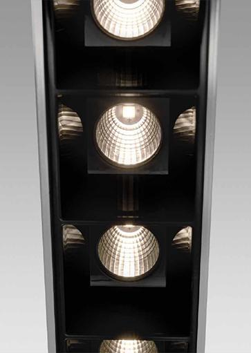 Artimide plafondspots, plafondlampen, inbouwspots, spots. Webo voor al uw projectverlichting. Projectverlichting voor bedrijven, kantoren, winkels, schepen, horeca, ontvangstruimtes, etc. Grote collectie projectverlichting bij Webo.