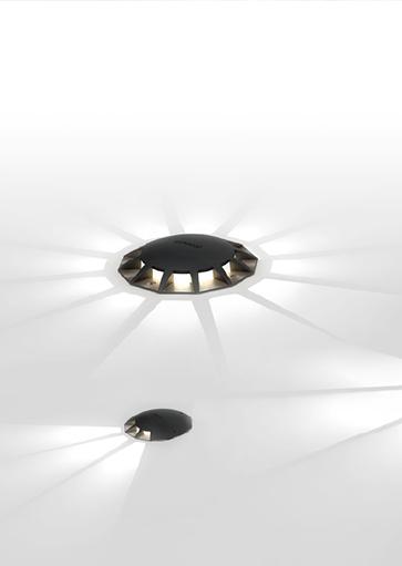 Artimide inbouwspots, stucspot. Webo Verlichting vertegenwoordigt Artimide lampen en verlichtingsarmaturen in Nederland. Kom voor meer plafondspots naar de grootste verlichtingsshowroom van Beuningen of kijk online in onze lampen online webshop.