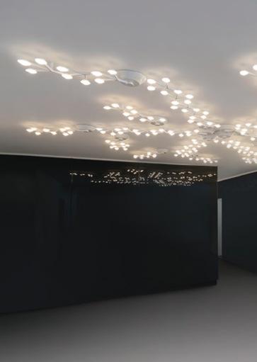 Plafondlampen, plafonniers, Projectverlichting Artimide. Verlichtingsarmaturen en lampen voor kantoren, schepen, winkels, horeca, musea, etc. Webo adviseert al meer dan 60 jaar architecten, bedrijven en instellingen bij de inrichting van zakelijke ruimtes.