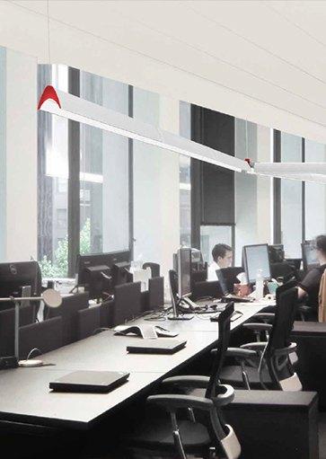 Projectverlichting Artimide. Verlichtingsarmaturen en lampen voor kantoren, schepen, winkels, horeca, musea, etc. Webo adviseert al meer dan 60 jaar architecten, bedrijven en instellingen bij de inrichting van zakelijke ruimtes.