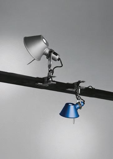 Artimide railverlichting met klemspots in verschillende kleuren. Projectverlichting voor bedrijven, kantoren, winkels, schepen, horeca gelegenheden, vergaderzalen, ontvangstruimtes, praktijkruimtes en meer. Moderne lampen, klassiek verlichting, design lampen, exclusieve verlichtingsarmaturen, basis verlichting voor woonkamer, keuken, badkamer, slaapkamer en hal. Buitenverlichting etc. Bij Webo Verlichting in Beuningen bij Nijmegen, vindt u duizenden lampen. Alle smaken en stijlen zijn vertegenwoordigd. Webo vertegenwoordigt in Nederland meer dan 60 verlichtingsmerken, lampen merken en lampen ontwerpers. In de grootste verlichtingsshowroom van Nederland helpen verlichtingsexperts u graag. U kunt een klein gedeelte van onze lampen online kopen in onze verichtingswebshop. Bezoek onze verlichtingszaak.