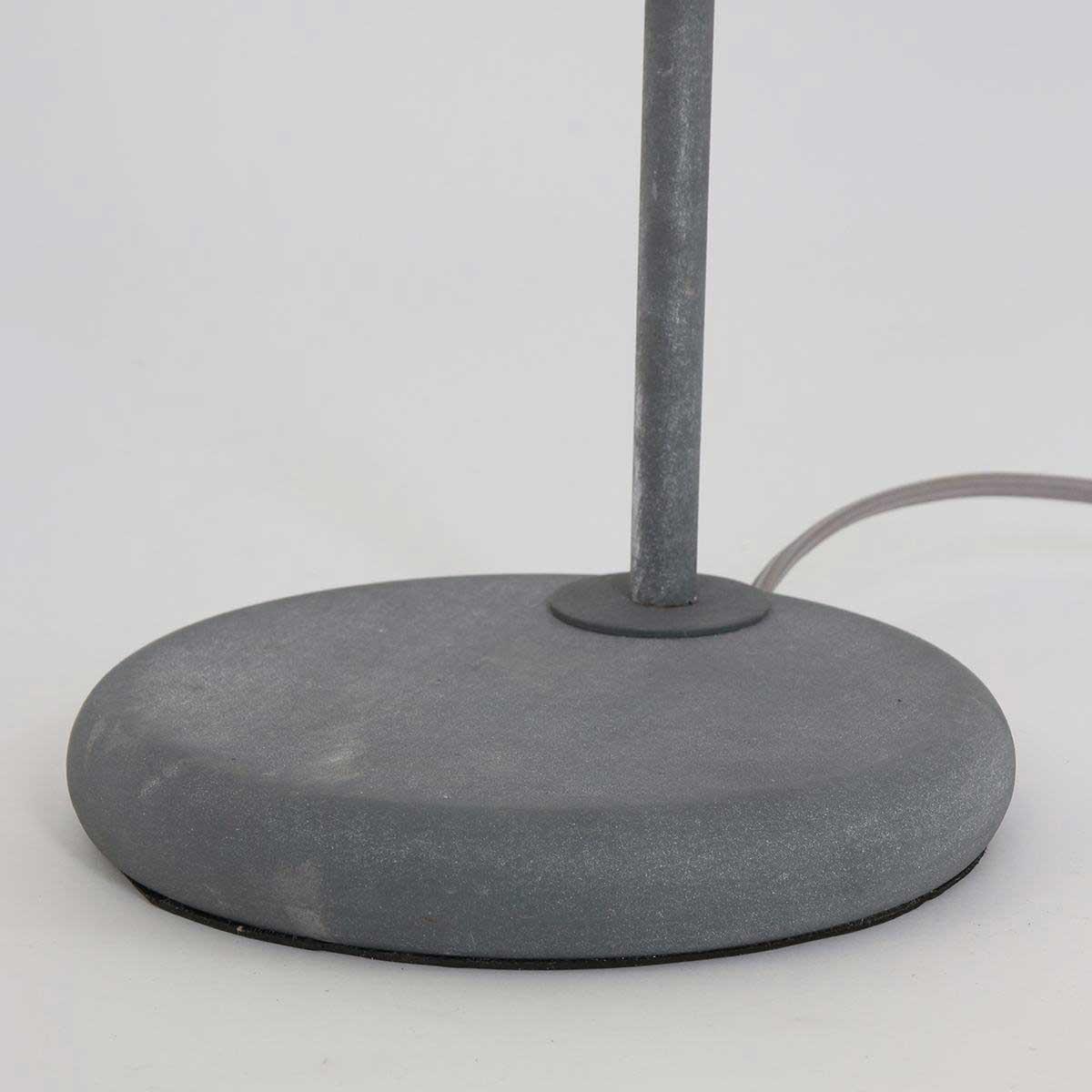 Tafellamp 1 lichts beton MEXLITE