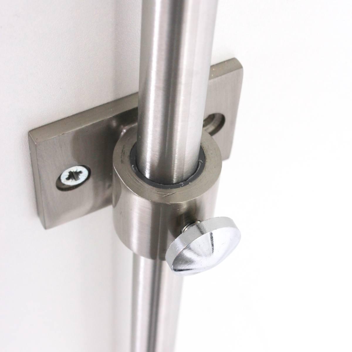 Wandlamp 1-lichts  switch -armatuur- STEINHAUER - 1481ST - Wandlamp- Steinhauer- Gramineus- Modern - Design- Staal  Staal- Metaal