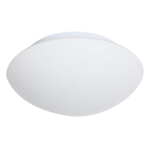 Plafondlamp- plafonnier- Mat Glas STEINHAUER - 6016W - Plafondlamp- Steinhauer- Ceiling and wall- Modern- Wit  - Metaal Glas