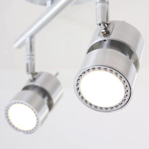 Moderne design opbouw spot 2-lichts
