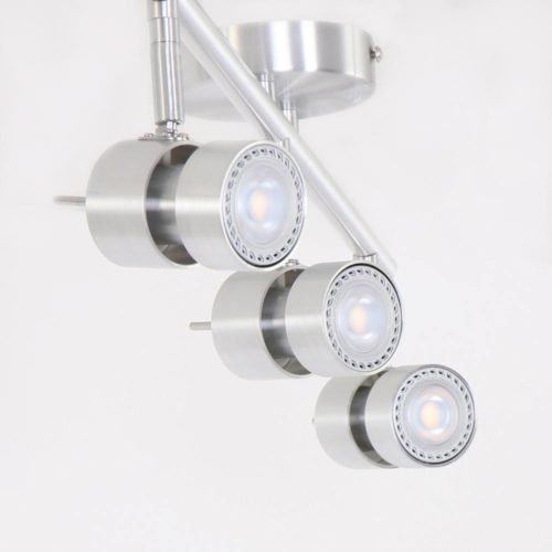 Moderne design opbouw spot 3-lichts