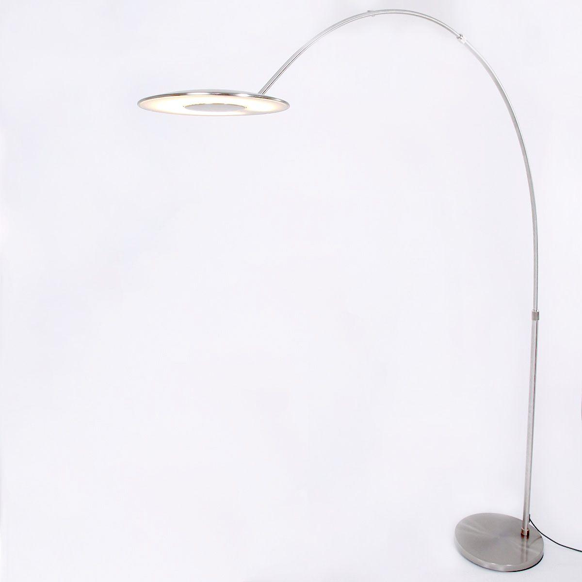Betere Vloerl 1-lichts. boog LED STEINHAUER - 7911ST - Webo Verlichting QA-22