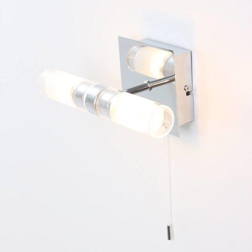 Badkamer wandlamp (zone 2 en 3)
