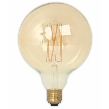 Calex LED LangFilament Globelamp 4W 310lm 2100K dimbaar