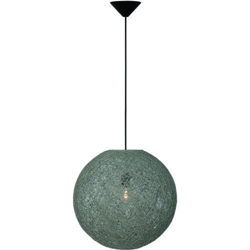 Hanglamp 'Abaca' 60cm Grijs FREELIGHT - H 1252 G