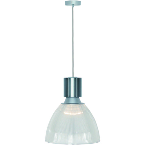 Hanglamp 'Apollo' Transparant/Grijs FREELIGHT - H 3020 H