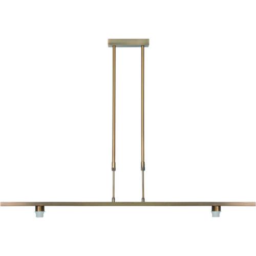 Hanglamp 2-lichts 'Tessuto' Brons FREELIGHT - H 7302 B