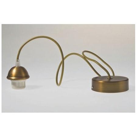 "Kabelset hanglamp peer brons 1-lichts ""Iron"" 1"