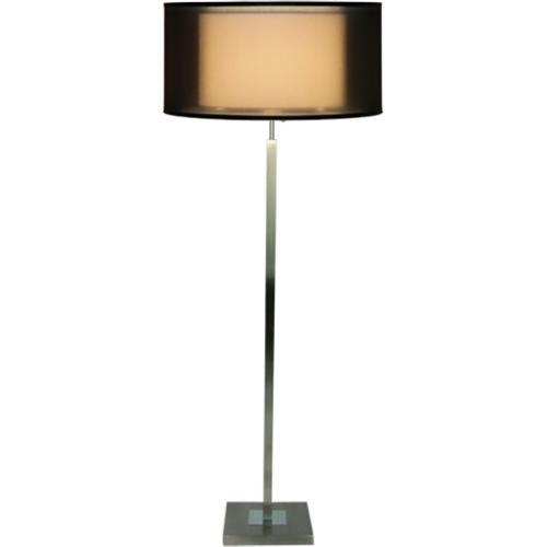 Vloerlamp 'Piazzo' Staal FREELIGHT - S 1217 S