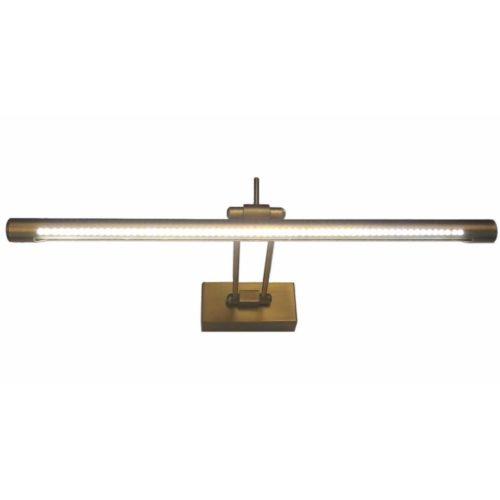"Schilderijlamp brons ""Stratos"" 46cm breed"