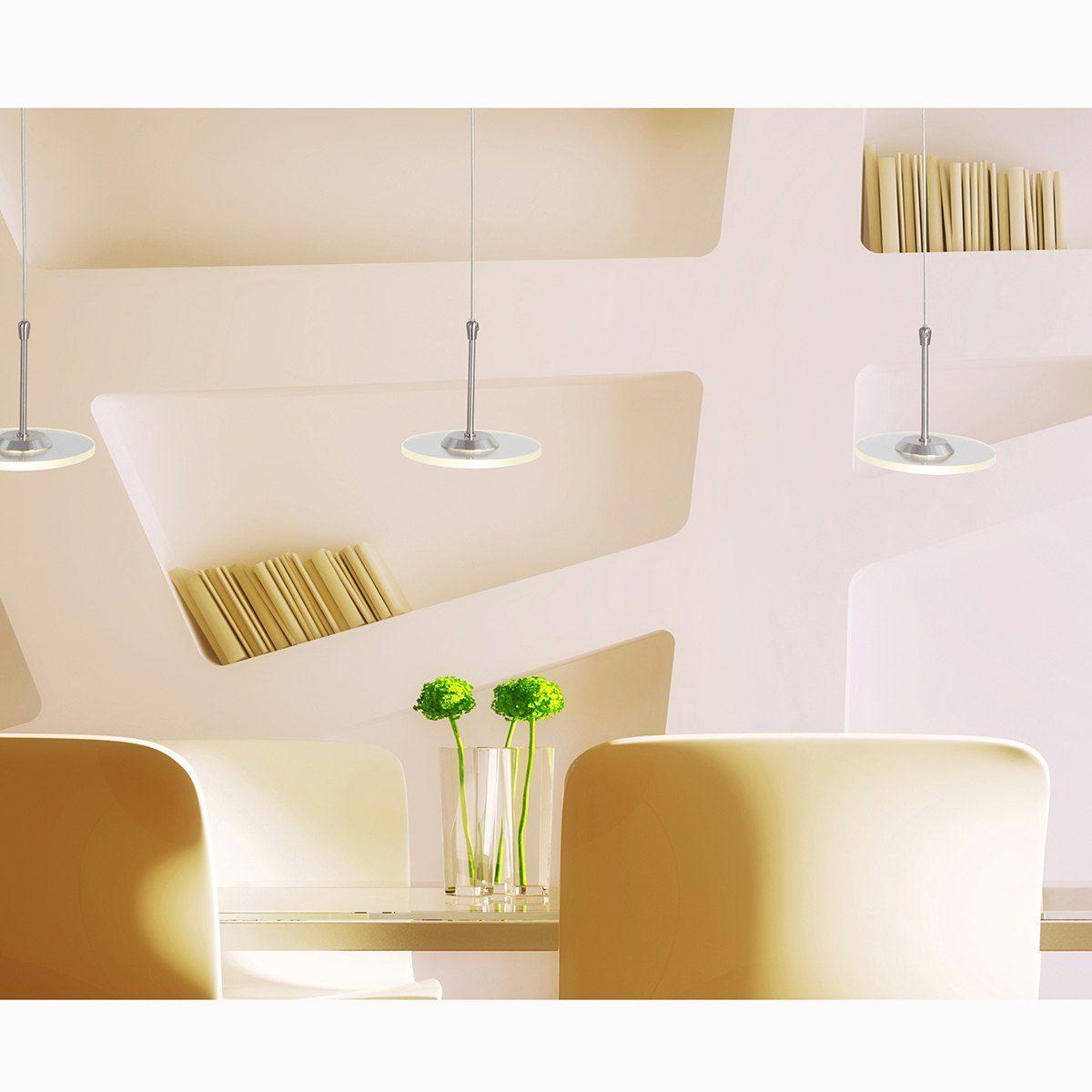 Mooie eettafel lampen van Steinhauer, bij Webo Verlichting in Beuningen bij Nijmegen.