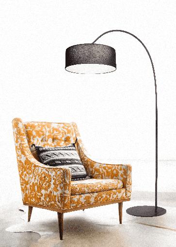 Booglamp met zwarte kap uit de Masterlight collecte. Masterlight verlichting vindt u bij Webo Verlichting in Nijmegen bij Beuningen. Dealer van alle Masterlight lampen. Koop online of bezoek de grootste verlichtingsshowroom van Nederland voor lampen inspiratie, verlichtingsadvies of een lichtplan.