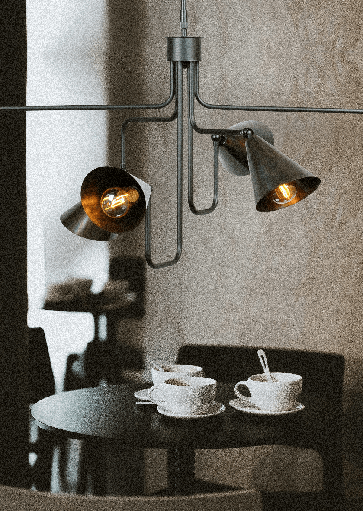 Moderne stoere hanglamp. Design verlichting. Projectverlichting. Exclusieve design projectverlichting van Masterlight. Masterlight verlichting vindt u bij Webo Verlichting in Nijmegen bij Beuningen. Dealer van alle Masterlight lampen. Koop online of bezoek de grootste verlichtingsshowroom van Nederland voor lampen inspiratie, verlichtingsadvies of een lichtplan.