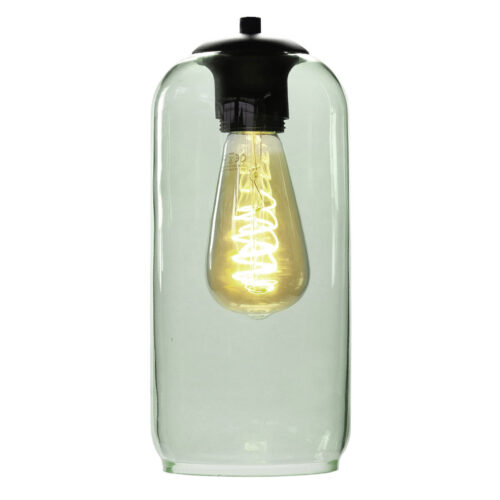 Glas Fantasy Bell. Los glas licht groen