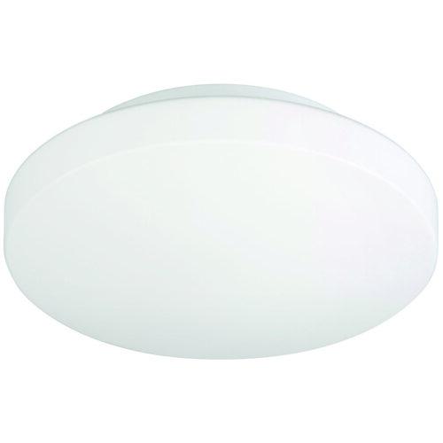 Badkamer plafonnier (zone 2 en 3) Urban 33 cm. 2 X E27 Wit + glas Opaal IP44