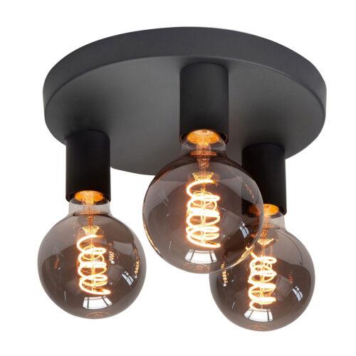 Plafondlamp Basic 3-lichts