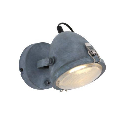 Industriele wandlamp Paco