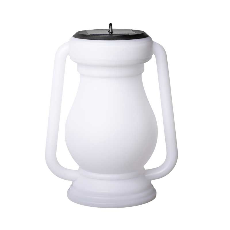 Buitenlamp- mijnlamp -Mine -Solar -1-lichts -wit - ETH -Expo Trading Holland