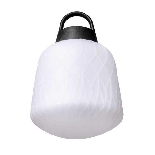 Hanglamp en buitenlamp straight -modern -1-lichts -Joey -wit - IP44 - ETH -Expo Trading Holland
