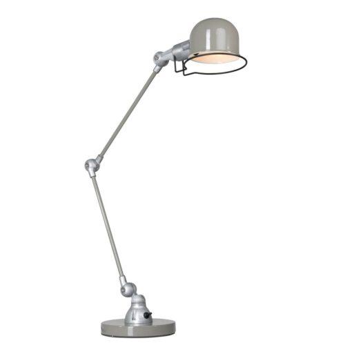 Tafellamp 1-lichts reflector - groen en aliminium - industrieel - Davin - Mexlite