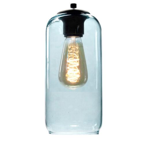 Glas Fantasy Bell -  Los glas licht blauw - 22 cm -  Dit glas is geschikt voor een E27 fitting -  In de glas serie van HIGH LIGHT bevinden zich diverse vormen van dit licht roze glas -  Qua tinten heeft u de keuze per variant uit Smoke (transparant zwart) - licht roze - licht groen - licht geel en licht blauw -  In onze webshop vindt u bij hanglampen diverse armaturen zonder kappen waar deze glazen prachtig op passen (zoek bijvoorbeeld in de categorie Hanglampen op High Light) -  En voor sfeervolle E27 LED lichtbronnen moet u zeker ook even in de categorie LED lichtbronnen kijken -  G2042 - 14