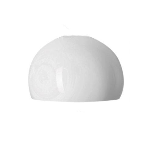 Plexi bal 320 - E27 white - wit - Steinhauer