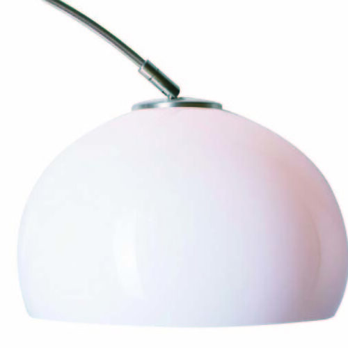 Plexi bal 380 - E27 white - wit - Steinhauer