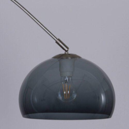 Plexi Ball 380 - E27 smoke - Steinhauer