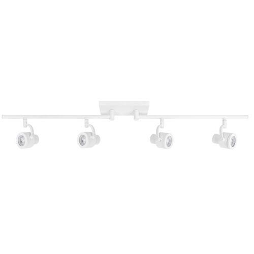 Alto Spot 4-lichts - plafondlamp met vier spots - GU10 Mobiel Mat Wit zonder lampen - Serie Alto - Spots - High Light - S739900