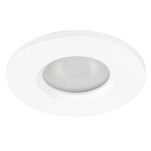 Inbouwspot badkamer (zone 2 en 3) en buiten (spatwaterdicht) - 51MM  IP54  FIX  Wit - Serie Inbouwspot 51mm - Spots - High Light - S782000