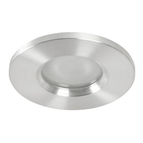 Inbouwspot badkamer (zone 2 en 3) en buiten (spatwaterdicht) - 51MM  IP54  FIX  Alu - Serie Inbouwspot 51mm - Spots - High Light - S782030