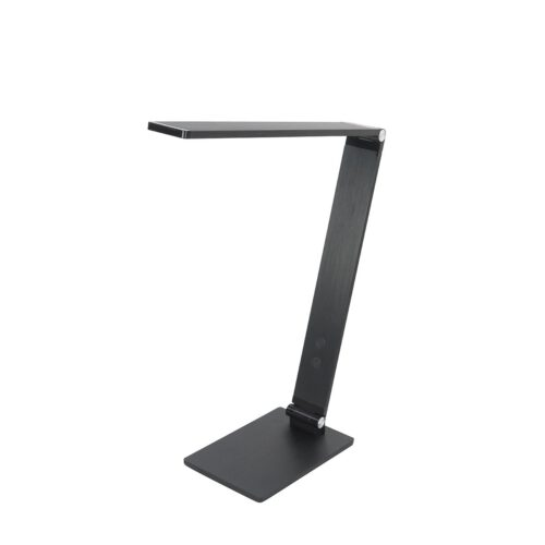 Bureaulamp - leeslamp - tafellamp Optimus 8W LED CCT Mat Zwart - Serie Optimus - Tafellamp - High Light - T149501