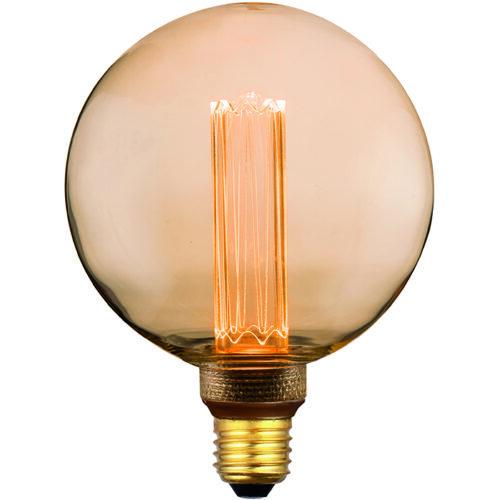 5W LED bol gold 12