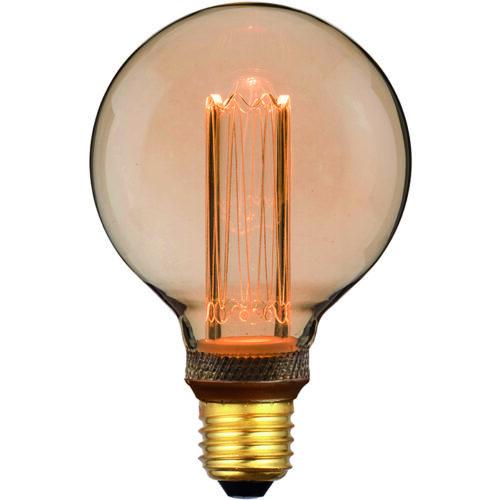 5W LED bol gold 9