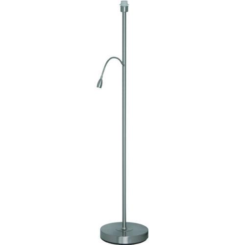 Vloerlamp 'Damento' Staal FREELIGHT - S 1216 S