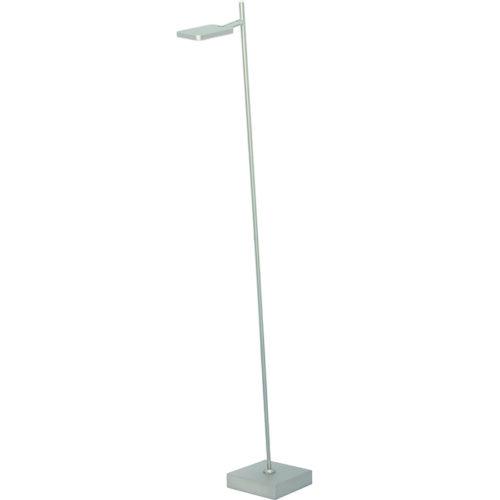Vloerlamp 'Block' LED Staal FREELIGHT - S 2320 S