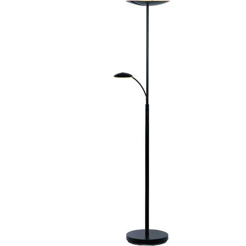 Uplighter 'Moderna' Zwart FREELIGHT - S 4550 Z