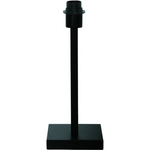 Tafellamp 'Nero' 35cm vierkant e27 FREELIGHT - T 1211 Z
