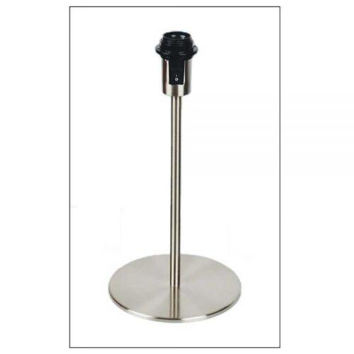 "Tafellamp staal 1-lichts ""Vigoro"" 38"