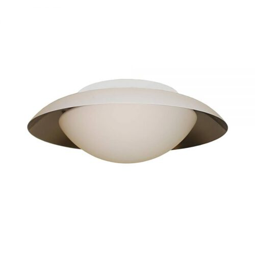 "Plafondlamp wi-st ""Mushroom"" Ø35cm IP20 LED 12W - ART DELIGHT"